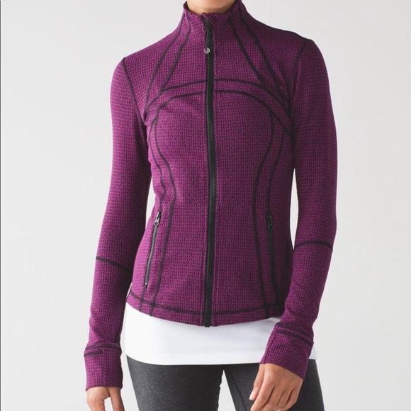 Lululemon Athletica Jackets Coats Define Jacket 8 Deep Fuschia